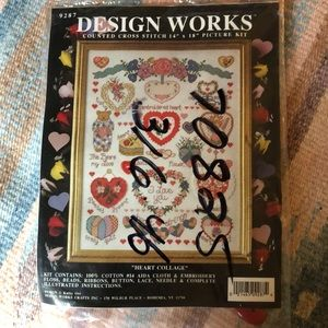 Design Works Counted Cross Stitch Kit